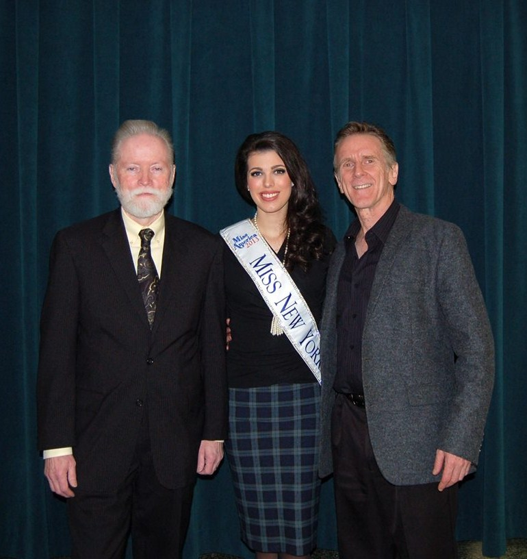 Dr. Fialkoff and Miss New York