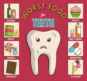 what should i eat before a dental appointment