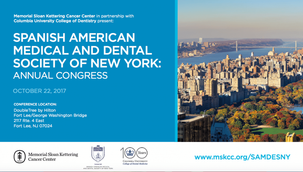 Spanish American Medical and Dental Society of New York Annual Congress